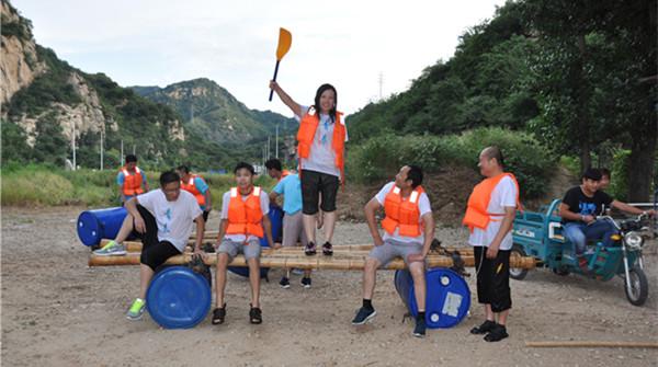 扎筏-北京拓展项目